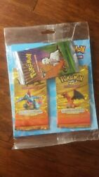 Pokemon Booster Blister Gym Challenge 2x Expedition Guaranteed Unweighed Packs