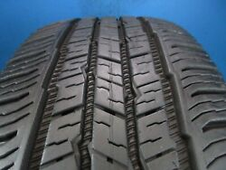 Used Nokian Tyres One Ht 265 60 18  9-10/32 High Tread 1712d