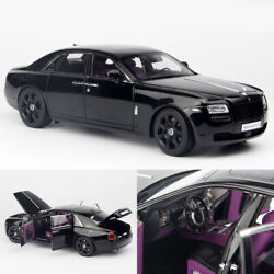 Rolls-royce Ghost Kyosho 118 Scale Diecast Car Model Collection Diamond Black