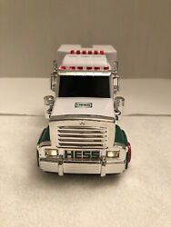 Hess 2013 Toy Truck Tractor Hauler Lights Sounds Functional Very Good Condition