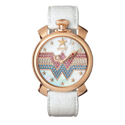 Gagà Milano Manuale 40mm Wonder Woman Limited Edition