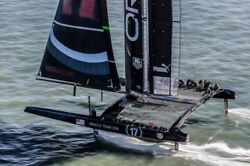 Patent For Sale Sail Technology Used On Bmw Oracle Racing Americas Cup.