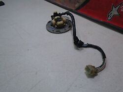 1989 Yamaha Yz 250 Electrical System Stator + Cdi + Fly Wheel + Cables + Coil