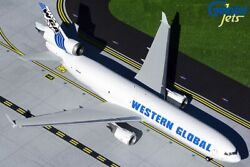 Western Global Airlines Md-11f N799jn Gemini Jets G2wgn901 Scale 1200 In Stock