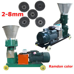 2-8mm Plate Farm Animal Pellet Feed Machine Accessory Pellet Mill Machine 220v