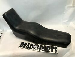 Terrofab King And Queen Honda Bwm Triumph Sportster Seat Saddle