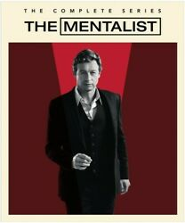 The Mentalist Complete Series Full Dvd Box Set 34 Disc Fast Free Shipping