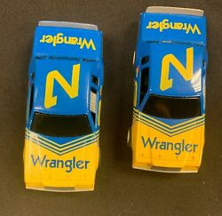 Tyco Wrangler 2 Slot Cars Both Light And Dark Yellow Versions Nr Mint To Mint