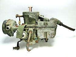 1965-1967 Mustang 6 Cylinder 1 Barrel Carburetor Core With Automatic Choke