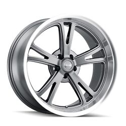 Cpp Ridler 606 Wheels 20x10 Fits Dodge Charger Coronet Dart