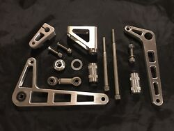 96-98 Buell S1 Shifter And Brake Lever Lightning Erik Xb Vtwin Motorcycle Hd S1w
