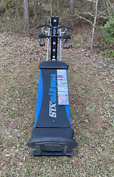 Chuck Norris Total Gym Xls With 3 Dvd's, Squat Stand, Wing Bar