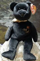 Very Rare The End Ty Beanie Baby 1999 Retired 1st Edition No Tush Tag Mint