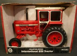 2000 Ertl Case Ih 856 International Collector Edition 1/16 Scale Tractor 14090a