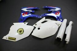2005 Yamaha Wr450f Plastic Shrouds With Side Covers And Fork Guards See Notes