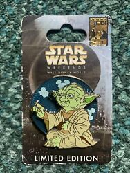 Disney Pins Yoda As Jedi Star Wars May 4 The Force Be With You Weekends Le 1000