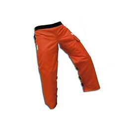 Forester Durable Chainsaw Safety Chaps With Pocket And Adjustable Belt, Apron S...