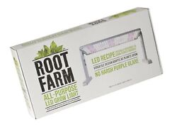 Root Farm All-purpose Led Grow Light 45w - Broad Spectrum Grow Lamp For Ind...