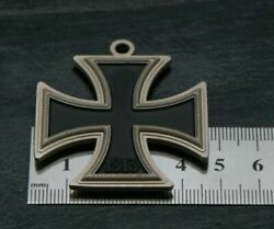 Wwii Knights Iron Cross Medal German Ww2 Pendant Necklace Badge 1813-1939