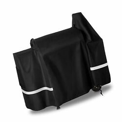 Qulimetal Grill Cover For Pit Boss 820 Deluxe/ 820d Wood Pellet Grills With T...