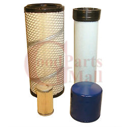 For Bobcat Ct335 Ct440 Ct445 Ct450 Filter Kit Lube Air 2 Fuel