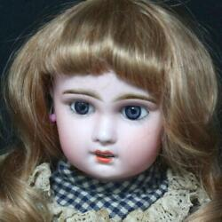 Antique Jumeau Bisque Doll No. 8 Used Original Collectible Free Shipping From Jp