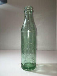 Straight Side Coca-cola Bottle Early 1900's