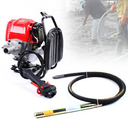 4 Stroke 4.8 Hp Backpack Concrete Vibrator 42.7 Cc Single Cylinder Air Cooled