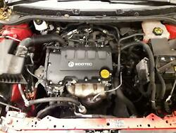 Motor Opel Astra Corsa Meriva 1.4 A14xer 74kw 100ps 44.343 Km Inkl. Lieferung
