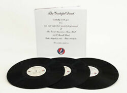 Grateful Dead One From The Vault 3-lp Grate American Music Hall 8/13/75 New