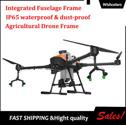 G410 4 Axis Agriculture Drone Frame 1513mm Foldable 10kg Load+pesticide Tank 11l