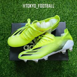Adidas X Ghosted.1 Fg Fw6898 Soccer Cleats Football Boots Futsal Rugby Shoes