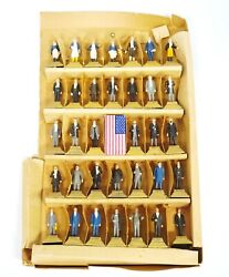 Vintage Presidential Figurines 35 Statues Washington To Kennedy 2 Collectibles
