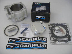New Yamaha Yfz450r Stock Bore 95mm Cylinder Kit Cp Piston 12.51 Fit 2009-14