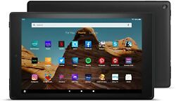 Fire Hd 10 9th Generation 64gb Wi-fi 10.1in - Black With Ads