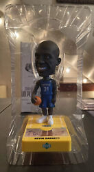Kevin Garnett Bobble Head Autograph 2001 Upper Deck Ud Play Makers Limited