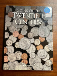 Us 20th Century Type Set Coin Collection Album Lot