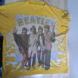 Vintage 90s The Beatles Magical Mystery Tour T-shirt