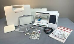 Husqvarna Viking Designer Se Sewing And Embroidery Machine Serviced--very Nice
