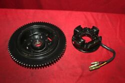 Seadoo Magneto Ignition Stator Coil And Flywheel 587 650 Gts Gti Gtx Sp Spi Xp