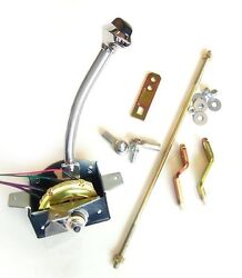 1971 1972 Nova 3 Speed Or 4 Speed Automatic Shifter Sw280-rct In Stock