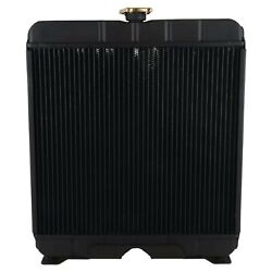 Radiator For Ford/ Holland 1720 Compact Tractor 1920 Compact Tractor