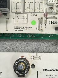 Ge Washer Interface Control Board Part Ebx1129p004