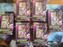 Xd03 The Ultimate Life Form Expert Deck. X 6 Universal Onslaught Booster Packs