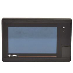Yamaha Boat Chartplotter Display Unit 6yd-83710-11-00   Command Link Cl7