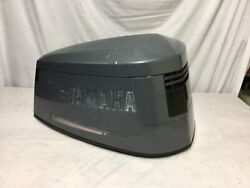 Top Cowl Engine Cover Yamaha 115-130 Hp 2 Stroke 6n6-42610-r1-4d Yam17