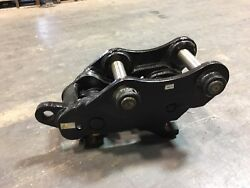 New Hydraulic Quick Coupler For A John Deere 60