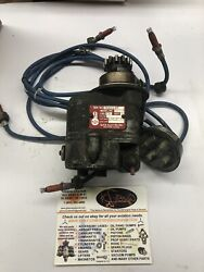 Slick Electro Magneto 4251r P/n Lw-15638 And 61165 Gear