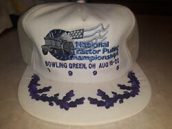 National Tractor Pulling Championship Bowling Green Ohio August 18th Through The