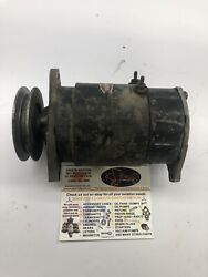 Delco-remy 1101900 35 Amp 12 Volt S/n 8705 With Pulley 1908843